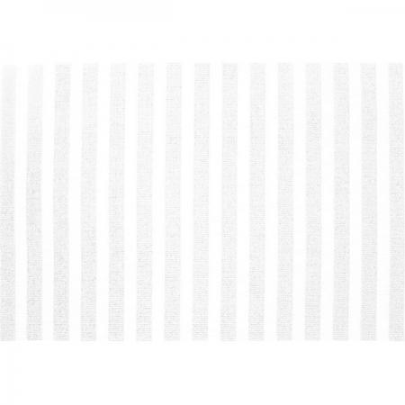 Lugar Americano Listras Branco Mimo STYLE JA19038 6463
