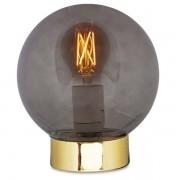 Luminaria de Mesa em Vidro e Metal 27CM MART 09712