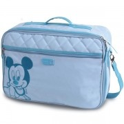 Mala Maternidade Luxo com Trocador Mickey BABY GO 553