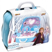 Maleta KIT de Beleza com Acessorios Frozen FUN F0057-8