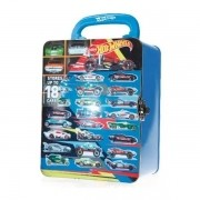 Maleta Porta Carrinhos HOT Wheels FUN 6905-8