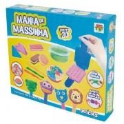 Mania de Massinha Delicias DM TOYS DMT5562