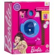 Maquina de Lavar Barbie com Som e LUZ ANGEL TOYS 9023