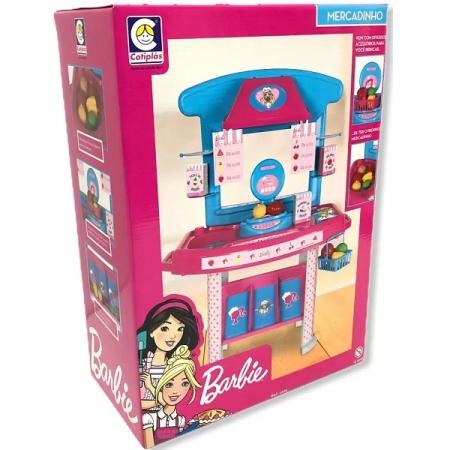 Mercadinho Infantil Barbie Cotiplas 2225