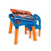Mesa e Cadeira HOT Wheels FUN 6927-0 F0030-1