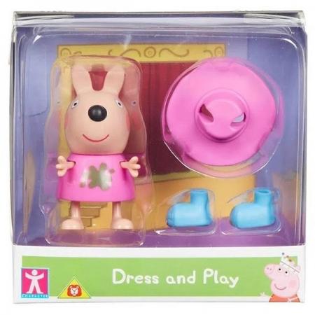 Mini Figura com Roupinha Peppa PIG - Kylie SUNNY 2319