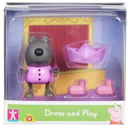 Mini Figura com Roupinha Peppa PIG - MOLLY SUNNY 2319
