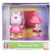 Mini Figura com Roupinha Peppa PIG - Suzi SUNNY 2319