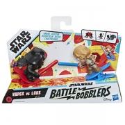 Mini Figuras STAR WARS Battle Bobblers Vader VS Luke Hasbro E8026 14863
