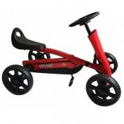 Mini KART Space a Pedal Vermelho Unitoys 1452