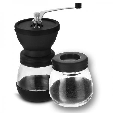 Moedor de Cafe Manual com Recipiente Mimo STYLE AF20219 7262