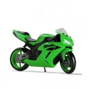 Moto Racing Motorcycle Verde Roma 0900