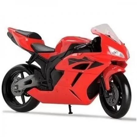 Moto Racing Motorcycle Vermelho Roma 0900