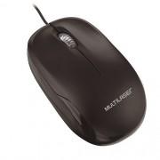Mouse BOX Optico Preto Multilaser MO255