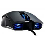 Mouse Devastator 3 USB Preto 2400 PPP 6 Botoes LED 3 MM110 MM-110-GKOM1 Cooler Master