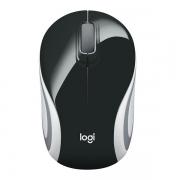 Mouse Optico sem Fio M187 Preto Logitech 910-005459