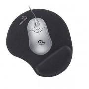 Mouse PAD GEL Preto Multilaser AC024
