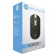 Mouse sem Fio S4000 1600DPI Preto HP