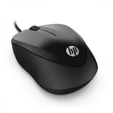 Mouse USB 1000 Preto HP 1200 DPI