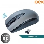 Mouse sem Fio Wireless MOBY MS407 OEX