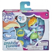 MY Little PONY Smashin Fashion Rainbow DASH Hasbro F1277 15684