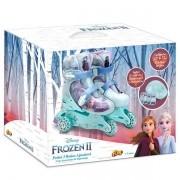 Patins Frozen 3 Rodas 29/32 com Acessorios FUN F0017-0