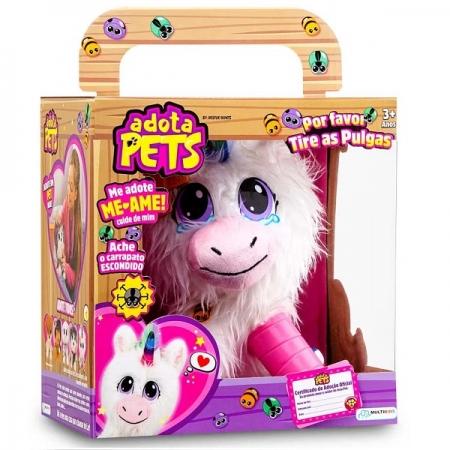 Pelucia Adota PETS Dreamy Multikids BR1065