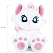 Pelucia Disney Marie BIG Feet 45CM FUN F00452