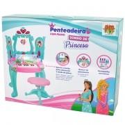 Penteadeira Sonho de Princesa com Piano DM TOYS DMT5646