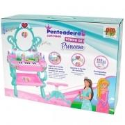 Penteadeira Sonho de Princesa com Piano DM TOYS DMT5647