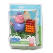 Peppa com Acessorio - Vovo PIG Flores do Jardim SUNNY 2312