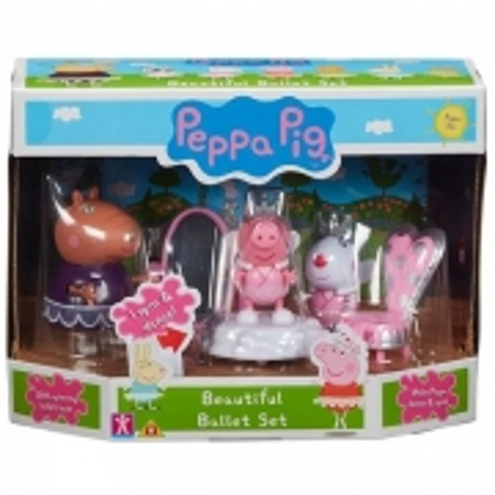 Peppa PIG Figuras NO Bale SUNNY 2322