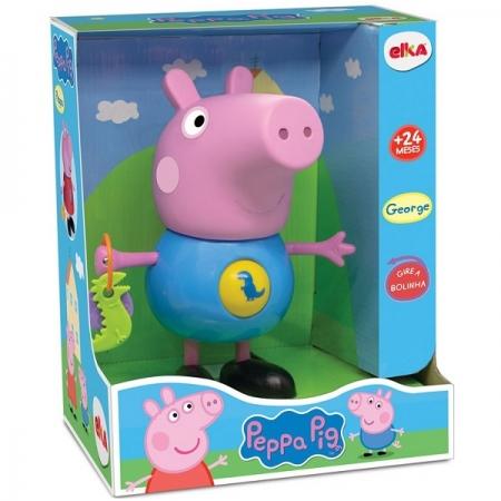 Peppa PIG George com Atividades ELKA 1098