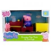Peppa PIG Trenzinho Vovo PIG Maquinista SUNNY 2306