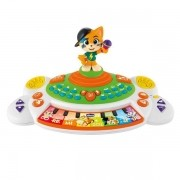 Piano Infantil 44 CATS Chicco 099171