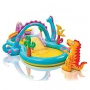 Piscina Playground Dinossauro 290L INTEX 57135