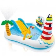 Piscina Playground Pescaria Divertida 182L INTEX 57162
