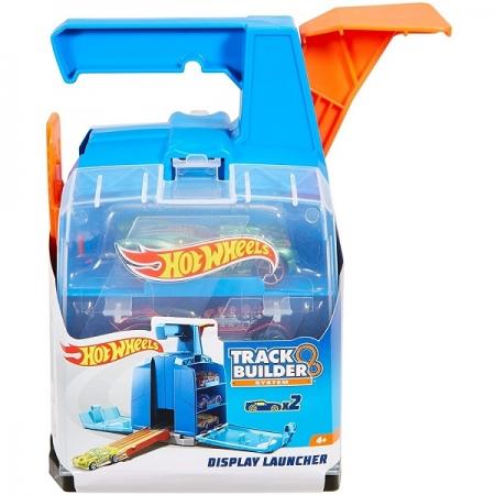 Pista HOT Wheels Caixa Lançadora de Carros Mattel GCF92