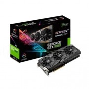 Placa de Video ASUS Geforce GTX 1080 8GB DDR5X - STRIX-GTX1080-8G-GAMING
