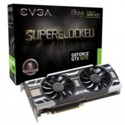 Placa de Video EVGA Geforce GTX 1070 SC Gaming ACX 3.0 8GB GDDR5 256BITS - 08G-P4-6173-KR