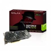 Placa de Video Galax Geforce GTX 1070 EX 8GB DDR5 256BITS - 70NSH6DHL4XE