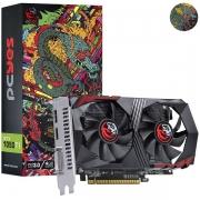 Placa de Video Nvidia Geforce GTX 1050 TI 4GB GDDR5 128 BITS DUAL-FAN Graffiti Series PA1050TI12804G5DF PCYES 30682