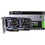 Placa de Video Nvidia Geforce GTX 1060 6GB GDDR5 192 BITS DUAL-FAN - VCGGTX10606PB