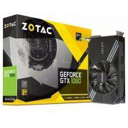 Placa de Video Zotac Geforce GTX 1060 6GB DDR5 192BITS - ZT-P10600A-10L