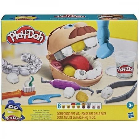 Play DOH Brincando de Dentista Hasbro F1259 15717