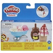 Play DOH Kitchen Mini KIT Cobertura Sorvete Hasbro F0654 15420