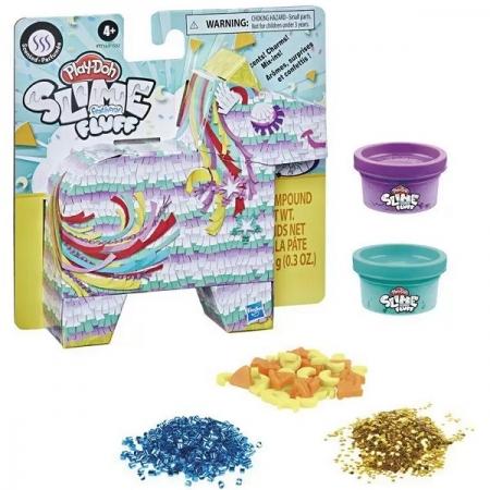 Play DOH Slime FLUFF Unicornio Hasbro F1716 15978