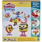 Play DOH Treatsies KIT Mini Lanches Hasbro E9724 15547