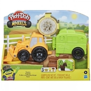 Play DOH Wheels Trator Hasbro F1012 15723