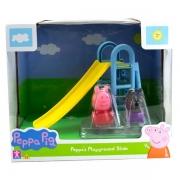 Playset Parquinho da Peppa PIG Escorregador SUNNY 2302